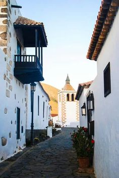 Betancuria, Fuerteventura, Canary Islands, Spain.