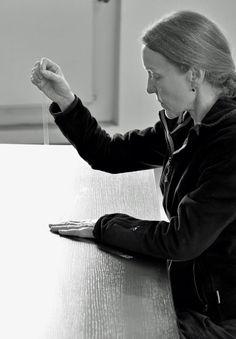 contemporary locus 9 Marie Cool Fabio Balducci Senza titolo, 2 rulli di scotch, tavolo da lavoro. 2002 Area Tesmec, Bergamo 2015 Courtesy gli artisti; Marcelle Alix, Paris; contemporary locus, Bergamo