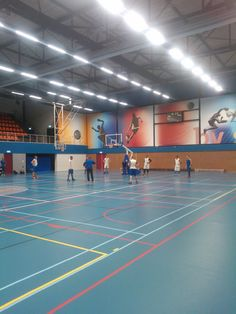 Sporthal Kalverdijke Leeuwarden