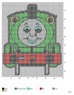 Percy  Thomas the Train