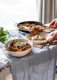 Recipes with pasta rice risoni