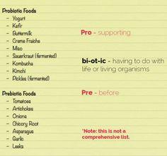 8f35cf3321ac probiotic foods list Sarah Kay, Prebiotic Foods, Gut Health, Health  Fitness, Fitness