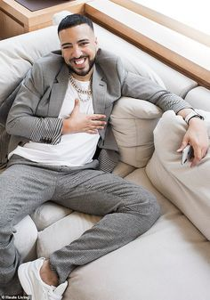 French Montana puts effort into his friendship with Khloe...