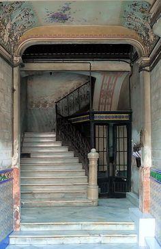 Barcelona - Floridablanca 117 d 6 | Modernisme