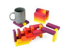 playableART Coaster Cube, Sun playableART