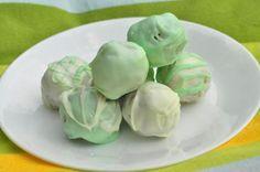 Key Lime Oreo Truffles Recipe
