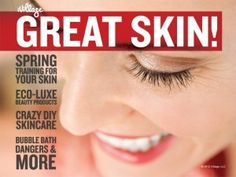 Live a healthier life with TODAY's health tips and find the latest news for personal wellness, fitness, diet and relationships. Best Natural Skin Care, Natural Beauty Tips, Beauty Care, Beauty Hacks, Beauty Stuff, Beauty Ideas, Diy Beauty, Facial Cosmetic Surgery, Facial Proportions