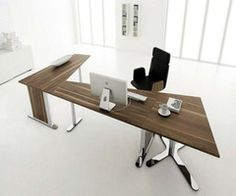Ultra Modern Office Furniture In Elegant Design Ideas Wooden Architectural House