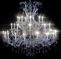 Francois Chandelier  Designer8furniturerental.com #chandelier  #wedding #events