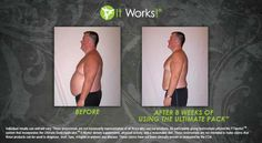 Men have had amazing results!!  Leahalbright.Myitworks.com