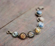 PRE-ORDER  Solar system bracelet  Planet bracelet  by BeautySpot