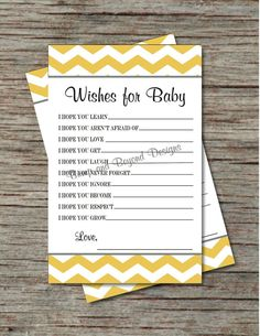 Instant Download  Baby Shower Game by BumpAndBeyondDesigns on Etsy, $2.50