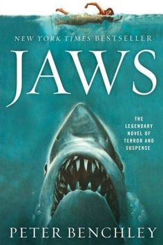 """""""Jaws"""" by Peter Benchley"""