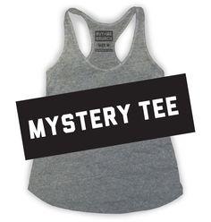 Mystery Tee Women's Tank – Buy Me Brunch