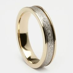 Warrior Wedding Ring (C-840)