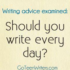 Stories Teen Writing Teen Writers 119