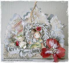 Christmas tree box template Sandra's Scrapshop