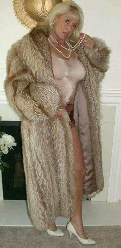Sexy Mature In Fur 6