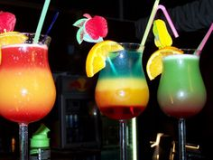 Non Alcoholic Drinks For Designated Driver