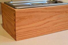 Wooden Compost Bin, Bathroom, Kitchen, Home, Washroom, Cooking, Full Bath, Kitchens, Ad Home