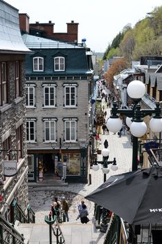 Travel Tip: Québec City in Canada
