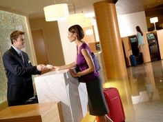Our concierges are not only knowledgable, but they are also friendly! #SouthernHospitatlity