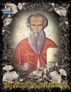 Leamos la BIBLIA: San Germán de Constantinopla