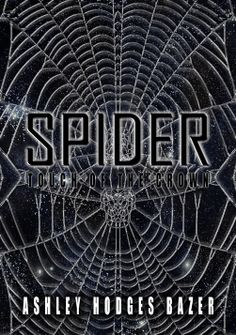 New Concept Cover for Spider (Book #8 in the Crown's Call series)