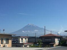 Mt.Fuji 2016-5-10