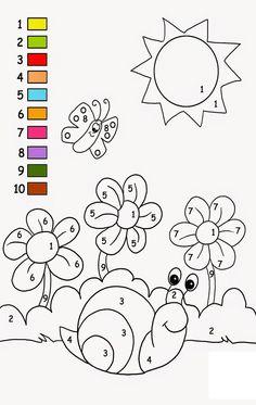 Printable Spring Coloring Pages . 30 Luxury Printable Spring Coloring Pages . Lovely Fun Spring Coloring Pages Kindergarten Coloring Pages, Kindergarten Colors, Preschool Worksheets, Number Worksheets, Preschool Printables, Printable Crafts, Free Printables, Printable Worksheets, English Kindergarten