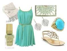 """""""Destination Wedding - Guest Attire"""" by christinamarie31 ❤ liked on Polyvore"""