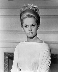 "Tippi Hedren gefiel mir in ""Marnie"" Tippi Hedren, Old Movie Stars, Classic Movie Stars, Old Hollywood Stars, Hooray For Hollywood, Hollywood Actresses, Actors & Actresses, Work Hairstyles, 1960s Hairstyles"