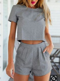 34 beautiful looks for women Trend Summer 2018 - Mode - Fashion Outfits Summer Dress Outfits, Summer Fashion Outfits, Casual Summer Outfits, Short Outfits, Diy Fashion, Trendy Fashion, Ideias Fashion, Cool Outfits, Fashion Dresses