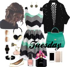 Fashion.Mama.Aquarius.: Tuesday OOTD