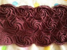 Ravelry: Hexagonal Spiral flower Cowl pattern by My pattern\(^o^)/