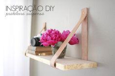 Aprenda a fazer uma prateleira simples e encatadora. Veja: http://www.casadevalentina.com.br/blog/materia/inspira-o-diy--prateleira-suspensa.html  #decoracao #prateleira #ideia #decor #interior #design #diy #casadevalentina