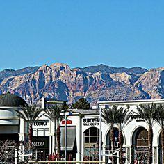 Boca Park in Summerlin Las Vegas