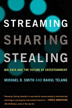 """What makes Amazon and Netflix tick? It's probably more than you think. In the new book, """"Streaming, Sharing, Stealing: Big Data and the Future of Entertainment"""", two professors and industry experts outline the impact of technology on the creative industries (movies, books, music, etc.) and how businesses in these industries can tap into the power that drives Netflix and Amazon in order to become a dominant player in the game. / smallbiztrends.com"""