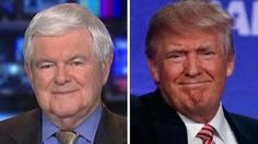Gingrich: Trump represents real change to Washington
