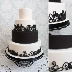 Black and White Vintage Wedding Cakes » Vintage Wedding Cakes – Best of Cake