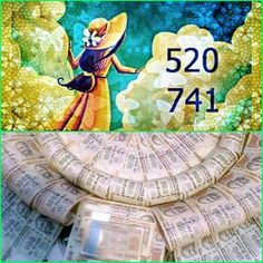 Wish for money 520 And 741- Immediate solution, unexpected money comes ur way, quick and easy  BLESSED BE