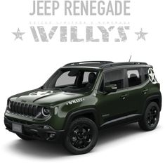 Jeep Renegade, Jeep Cars, Jeep Truck, Diesel, Monster Car, Dodge Chrysler, Ford 4x4, Off Road, Car Brands