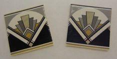 Art Deco tiles | ELF Miniatures