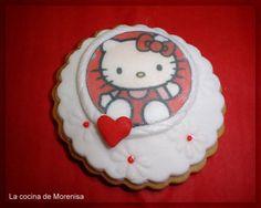 LA COCINA DE MORENISA: Galletas de Kitty