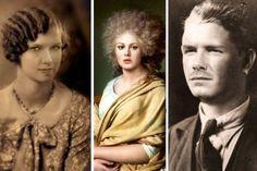 Mit Photoshop kann man eine Menge anstellen: Fältchen retuschieren, Kilos wegzaubern – und tolle Star-Bilder im Vintage-Design kreieren! Die schönsten Werke von Adele, David Beckham & Co. zeigen wir Euch hier!