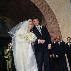 Rick and Kris Nelson wedding (1963-1982)