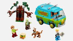 Lego adds Scooby-Doo to its list of licensed playsets · Newswire · The A.V. Club