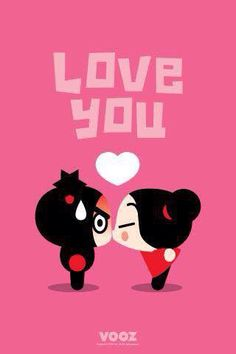LOVE You PUCCA