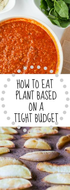 How to Eat Plant Based on a Tight Budget and Food Stamps. Some helpful advice!