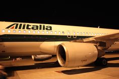 Review: Alitalia A320 BUSINESS Budapest - Rom - http://youhavebeenupgraded.boardingarea.com/2016/02/review-alitalia-a320-business-budapest-rom/